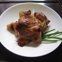 Thịt lợn tẩm ướp rán