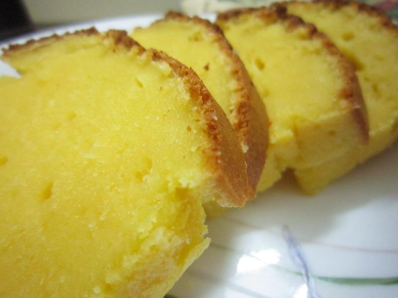 Butterless yogurt and orange cake 3