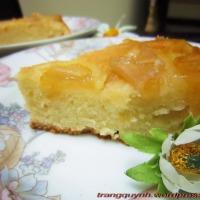 Bánh táo úp ngược