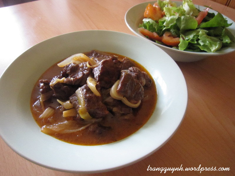 Beef carbonnade 2