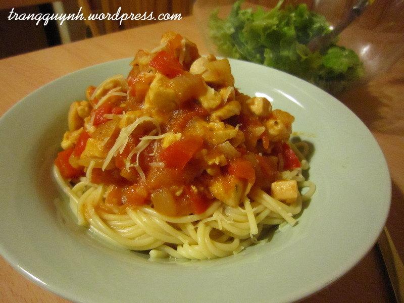 Chicken pasta 2