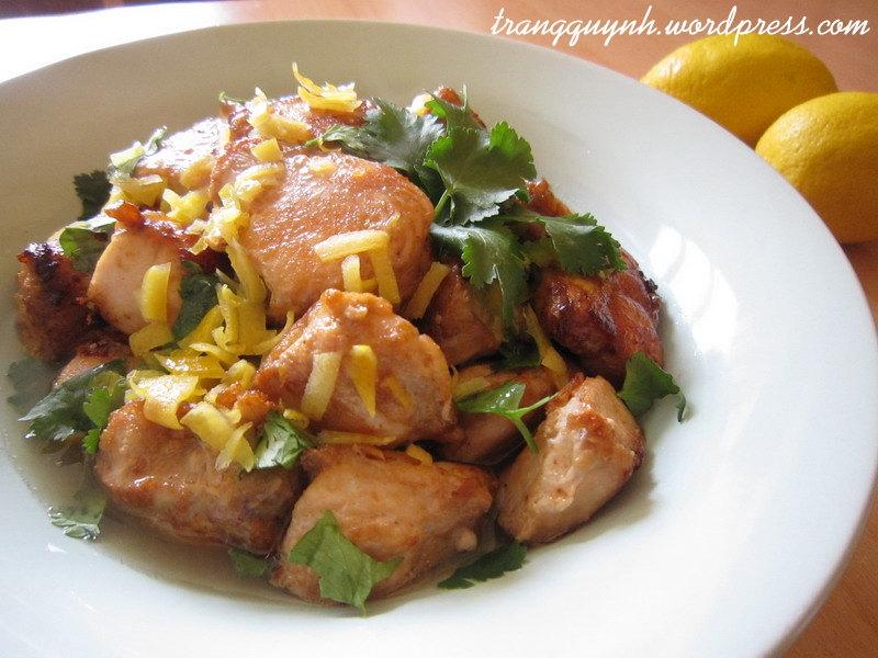 Lemon chicken breast 2