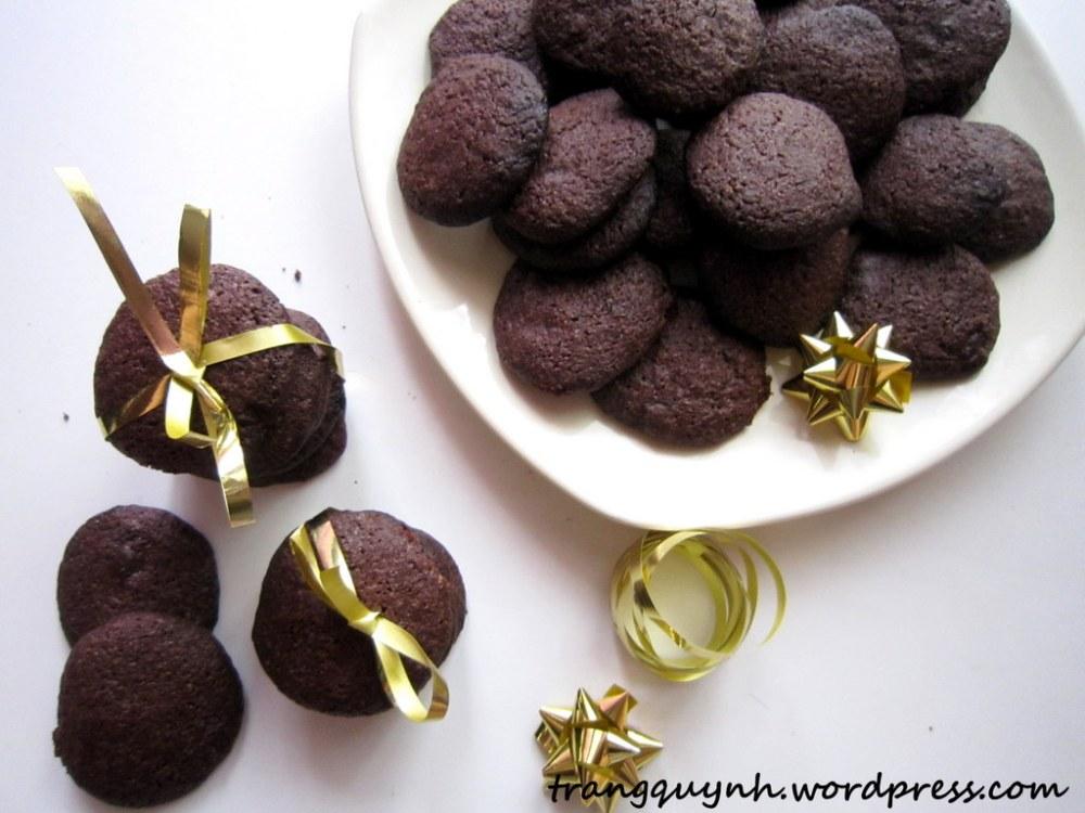 Dchocolate cookies 1