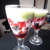 Bữa Nay Ăn Gì 3: Strawberry Matcha Latte
