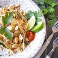 Cách làm Pad Thái Gà