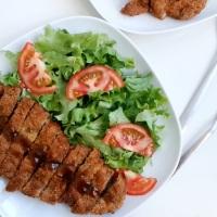 Tonkatsu - Thịt lợn chiên xù kiểu Nhật