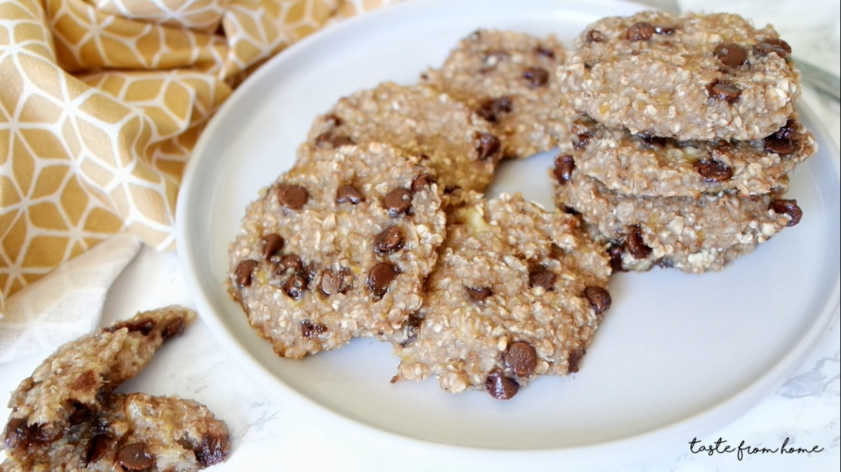 Cookie Yến Mạch giảm cân chỉ với 3 nguyên liệu